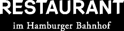 Logo Restaurant am Hamburger Bahnhof