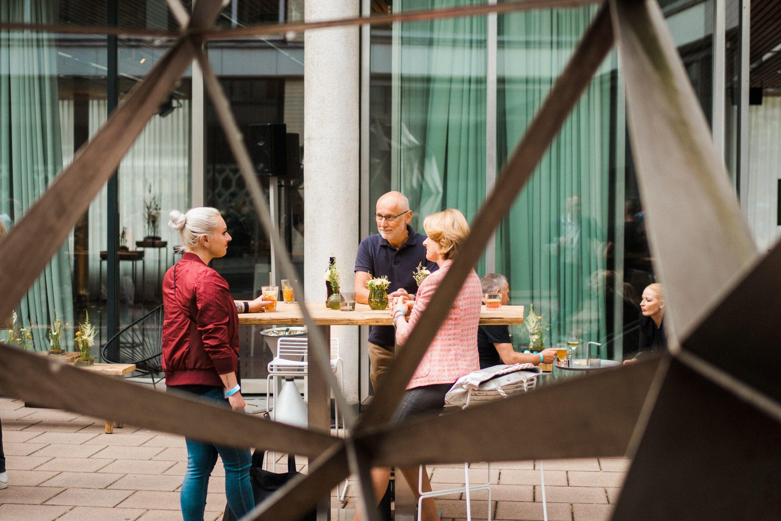 Hoflieferanten Berlin im Cafe Moskau